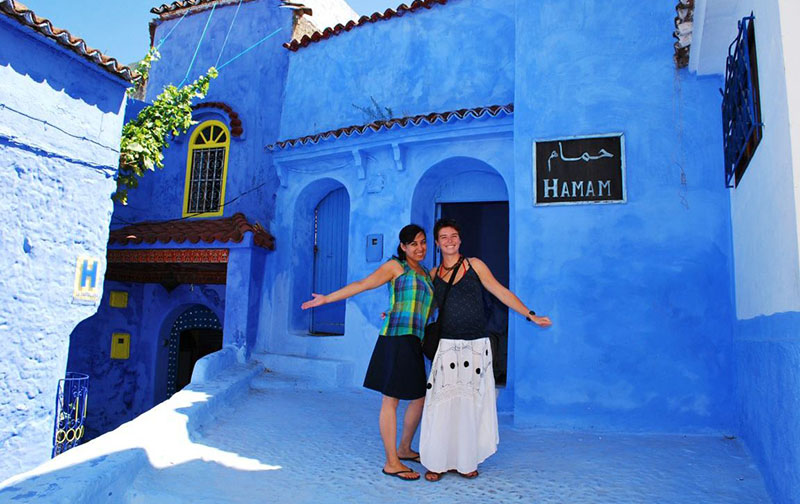 excursion chefchaouen day trip from fez
