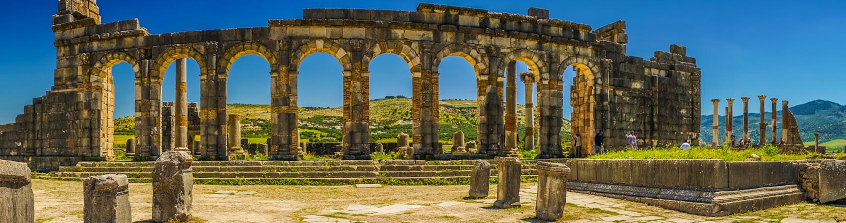 excursion volubilis and meknes day tour from fez